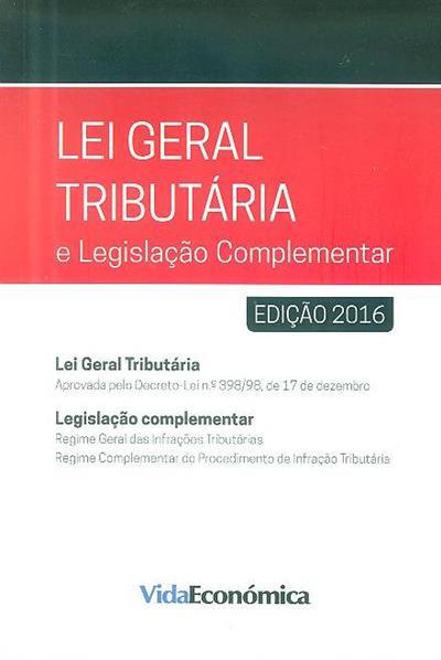 Lei geral tributária