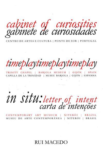Cabinet of curiosities (Rui Macedo)