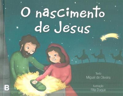 O nascimento de Jesus (Miguel de Oliveira)