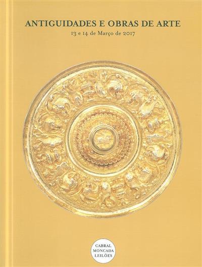 Antiguidades e obras de arte (coord. Mariana Soares Mendes)