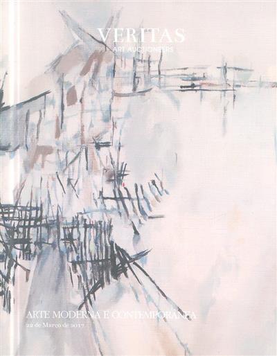 Arte moderna e contemporânea (Veritas Art Auctioneers)