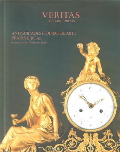 Antiguidades e obras de arte, pratas e jóias (dir. Dolores Segrelles)