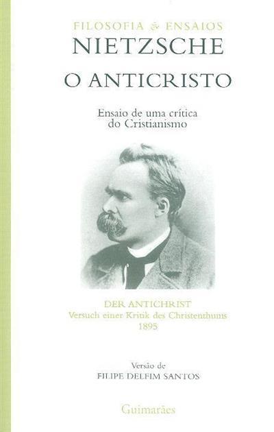 O anticristo (Friedrich Nietzsche)