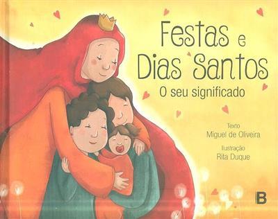 Festas e dias santos (Miguel de Oliveira)