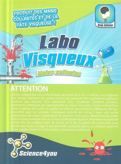 Labo visqueux (Flávia Leitão, Fernando dos Santos)