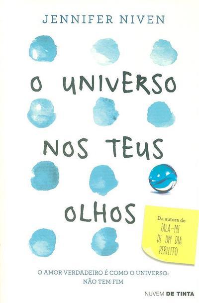O universo nos teus olhos (Jennifer Niven)