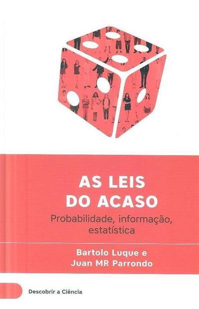 As leis do acaso (Bartolo Luque, Juan M. R. Parrondo)