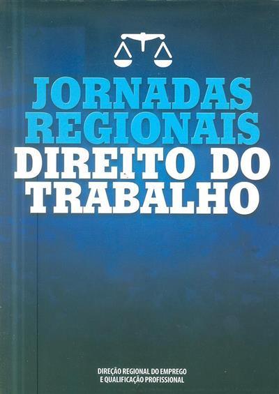 Jornadas Regionais de Direito do Trabalho (Jornadas Regionais de Direito do Trabalho)