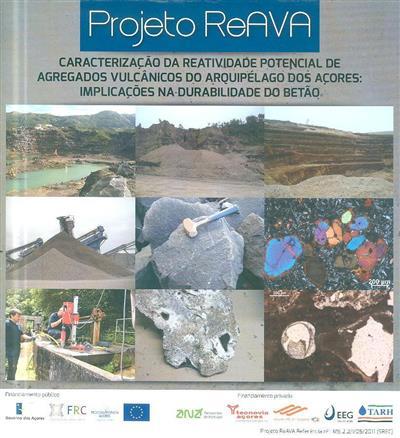 Projeto ReAVA (Sara Medeiros, João Carlos Nunes, Isabel Fernandes)