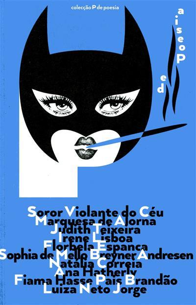 [Antologia] de poesia (sel. de poemas Jorge Vaz de Carvalho)