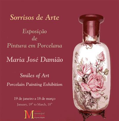 Sorrisos de arte (Maria José Damião)