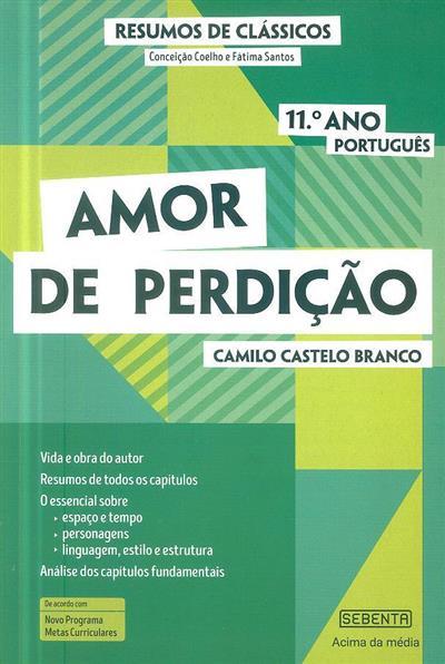 Amor de perdição (Conceição Coelho, Fátima Santos)