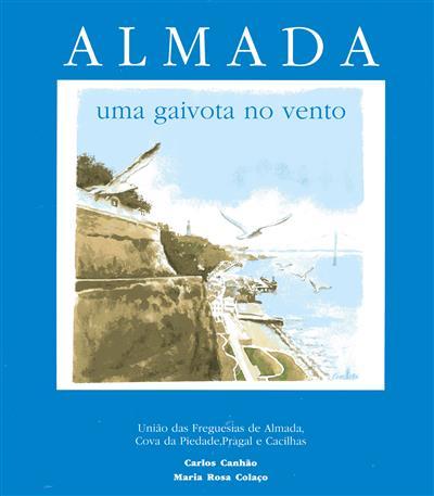 Almada (aguarelas Carlos Canhão)