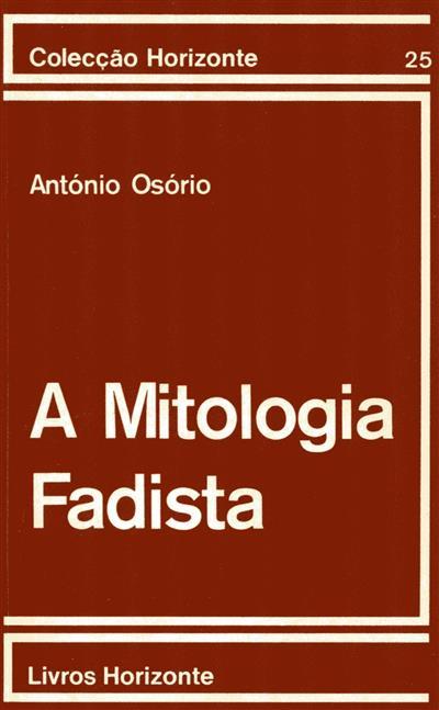 A mitologia fadista (António Osório)