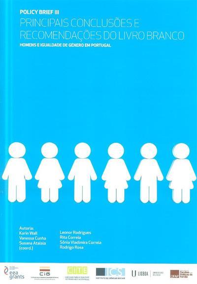 Policy Brief III (Leonor Rodrigues... [et al.])