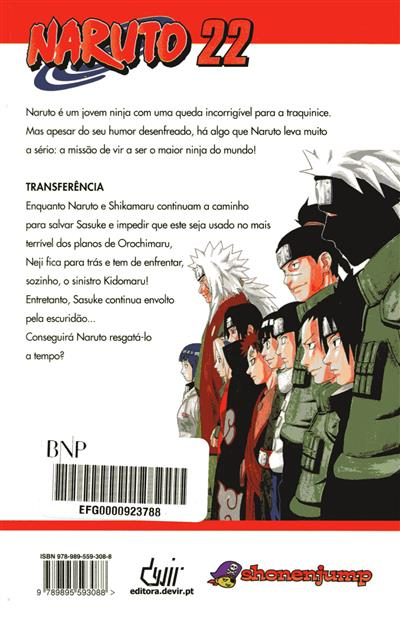 Transferência (Masashi Kishimoto)