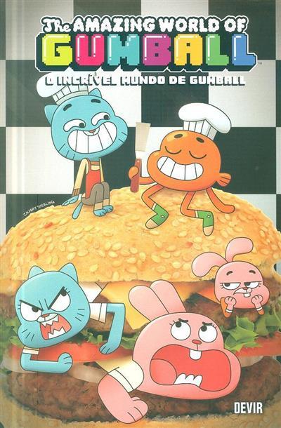 O incrível mundo de Gumball (ed. Rui Santos)