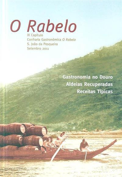 """O Rabelo (IX Capítulo Confraria Gastronómica """"O Rabelo"""")"""