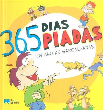 365 dias, 365 piadas (Miguel Morais)