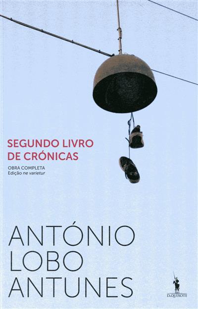 Segundo livro de crónicas (António Lobo Antunes)