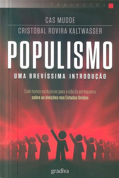 Populismo (Cas Mudde, Cristóbal Rovira Kaltwasser)