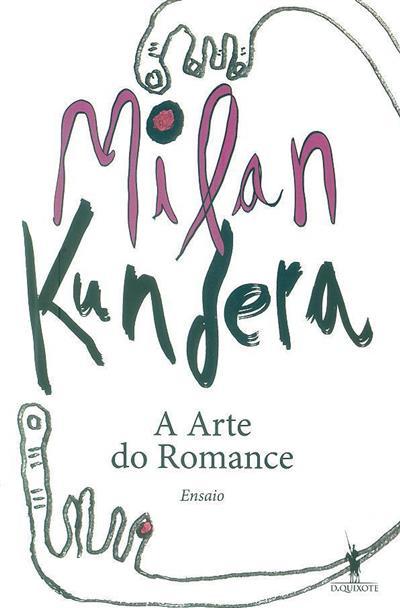 A arte do romance (Milan Kundera)