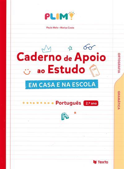 Caderno de apoio ao estudo (Paula Melo, Marisa Costa)