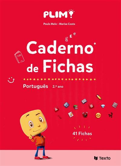 Caderno de fichas (Paula Melo, Marisa Costa)