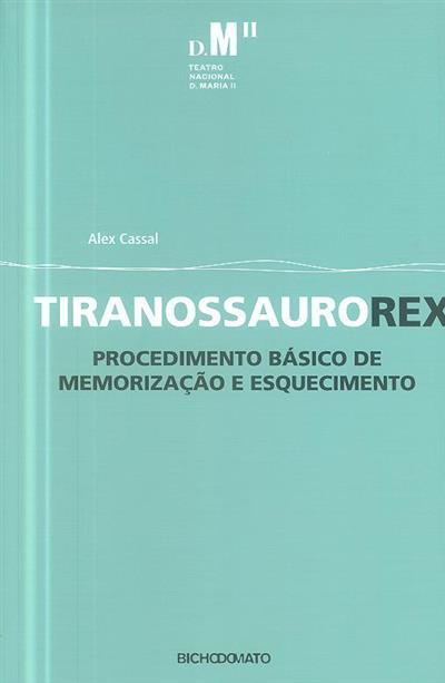 Tiranossauro REX (Alex Cassal)