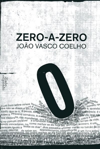 Zero-a-zero (João Vasco Coelho)