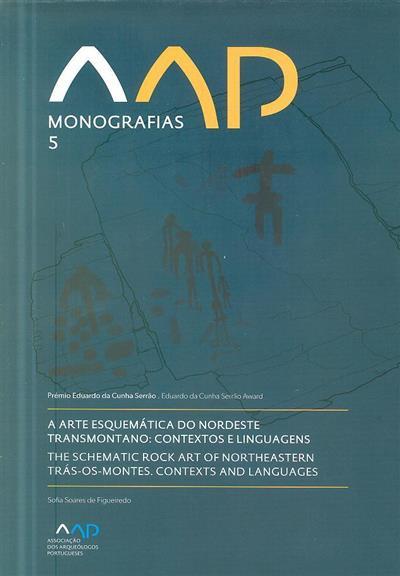 A arte esquemática do nordeste transmontano (Sofia Soares de Figueiredo)