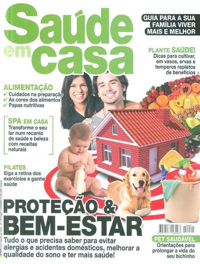 Saúde em casa (ed. Presspeople)