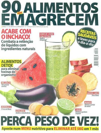 90 alimentos que emagrecem (ed. Presspeople)