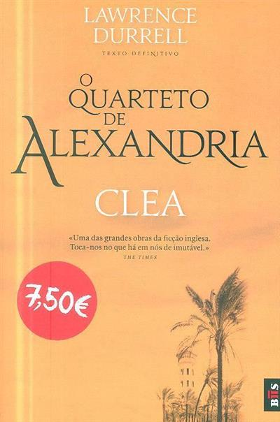 Clea (Lawrence Durrell)