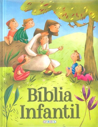 Bíblia infantil (trad. e adapt. João Lourenço)