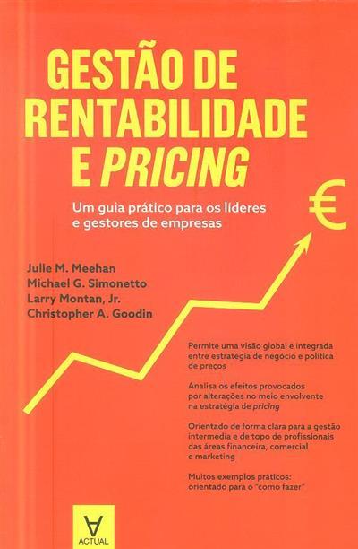 Gestão de rentabilidade e pricing (Julie M. Meehan... [et al.])