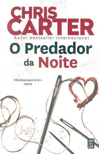 O predador da noite (Chris Carter)