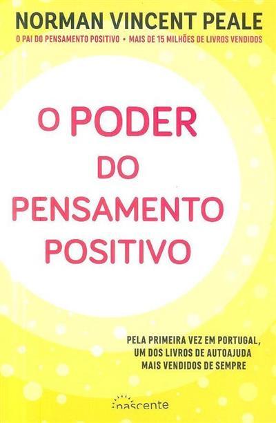 O poder do pensamento positivo (Norman Vincent Peale)