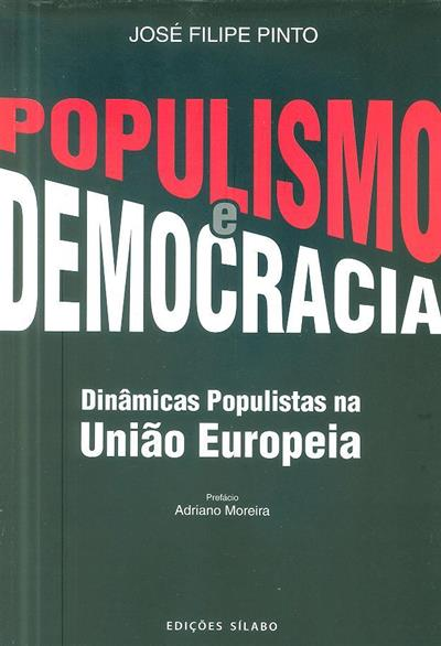 Populismo e democracia (José Filipe Pinto)