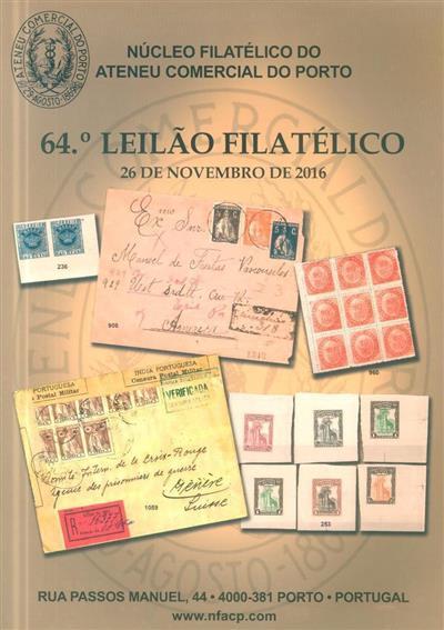 64º leilão filatélico