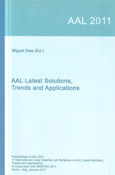 AAL latest solutions, trends and applications