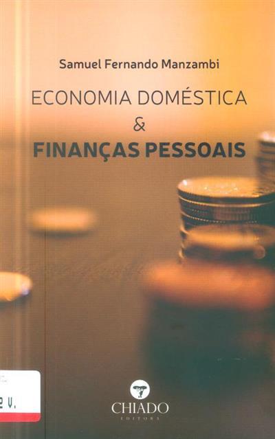 Economia doméstica & finanças pessoais (Samuel Eduardo Fernando Manzambi)
