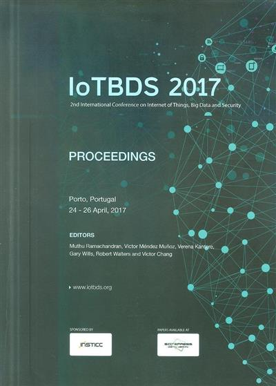 IoTBDS 2017