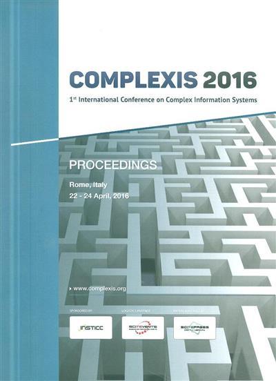 COMPLEXIS (SciTePress )