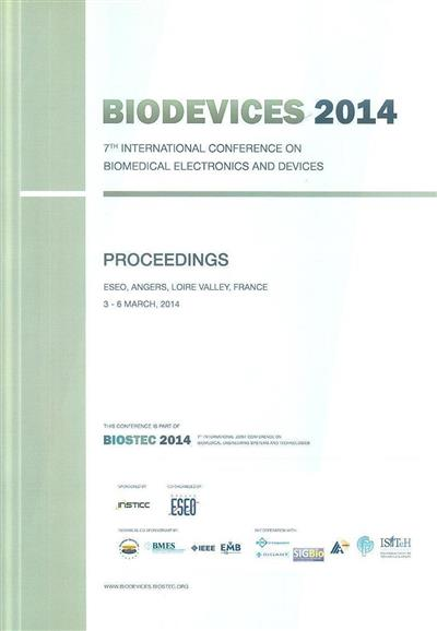 BIODEVICES 2014