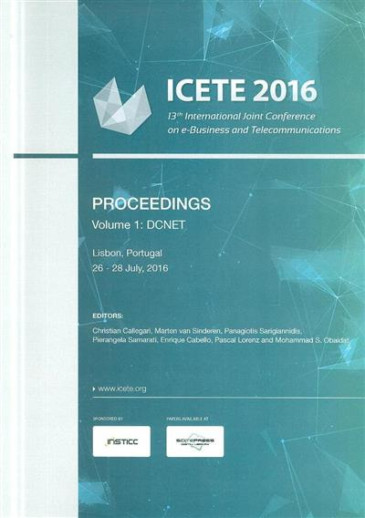ICETE 2016