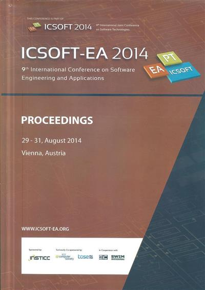 ICSOFT-EA 2014