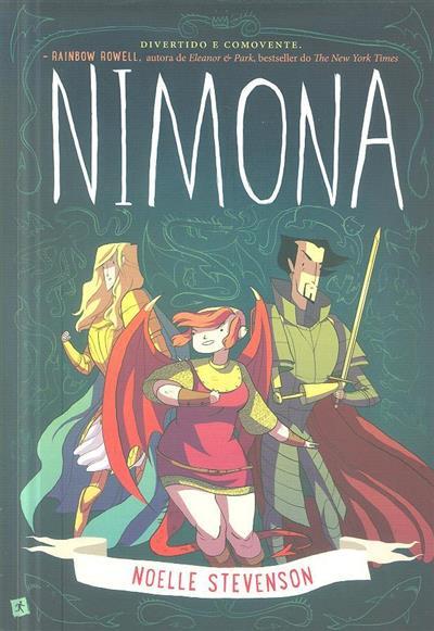 Nimona (Noelle Stevenson)