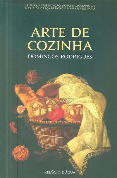 Arte de cozinhar (Domingos Rodrigues)