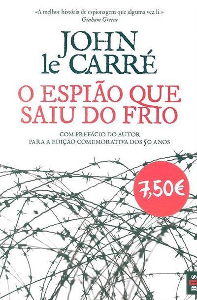 O espião que saiu do frio (John le Carré)